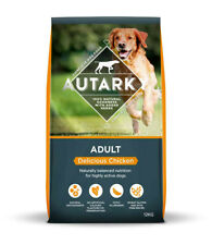 More details for autarky adult delicious chicken dry dog food - 12kg !!free shipping!!
