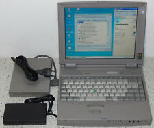 "12,1"" Notebook Portátil Toshiba Satellite Pro 480CDT 233MHz 4GB 64MB Windows 98"