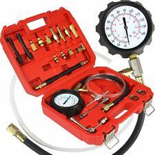 Set kit Tester misuratore pressione olio carburante motore auto 21pz adattatori