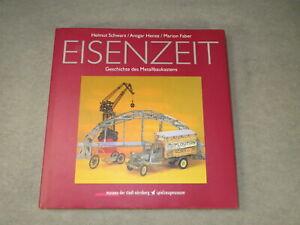 Eisenzeit, Geschichte des Metallbaukastens, History of Metal Construction Kits