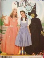 Simplicity Sewing Pattern 4136 0624 Misses Ladies Wizard of Oz Costume S 6-12 UC