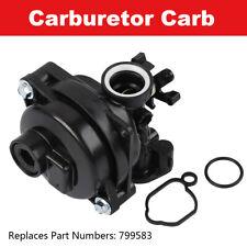 Carburetor Fit For 799583 Carb Replaces 591109 593261 Lawnmower