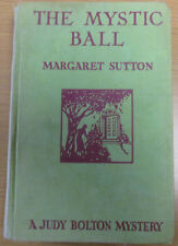 The Mystic Ball JUDY BOLTON Margaret Sutton SIGNED by Sutton!