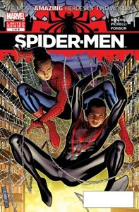 SPIDER-MEN #1 (2012) - Back Issue