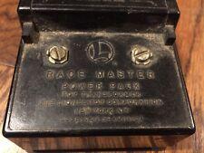 Lionel Race Master Power Pack Slot Car Transformer Vintage 5304 18 Volts Works