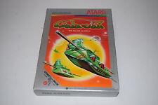 GALAXIAN Atari 2600 Video Game With COMIC BOOK NEW In BOX