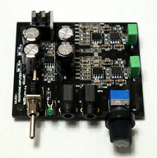 HA-RS1 Headphone amplifier module Battery powered Portable size OPA132 LM6172