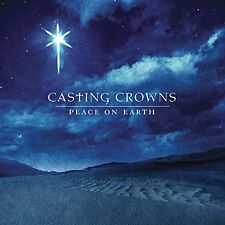 CASTING CROWNS : PEACE ON EARTH (CD) sealed