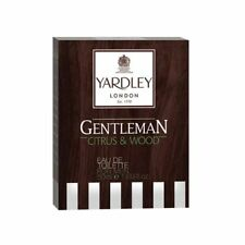 Yardley Gentlemen Citrus & Wood Eau De Toilette For Men 50 ML bottle