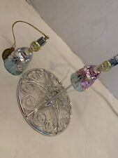 Katherine's Collection Victorian Ladies   Ornaments Silver Euc Tags Lot 2