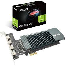 Asus GeForce GT 710 (2GB) Graphics Card PCI 4 x HDMI 2