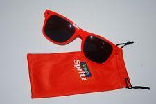 Aperol Sonnenbrille - Aperol Spritz Brille - Partybrille mit Tasche ++++