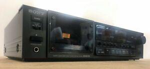 Sony TC-K555ES Stereo Cassette Deck Player - Excellent Condition !