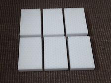 6x High Density Magic Sponge- Eraser, Chemical Free Stain Remover, TrisunUK