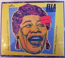Rare Vintage 2-CD set: ELLA FITZGERALD: Ella with Her Savoy Eight......1987