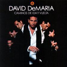 David DeMaria, Caminos de Ida y Vuelta [NEW CD]