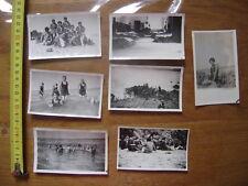 Camps de Scouts a Plestin l'Armorique Mer Manche Bretagne baignade