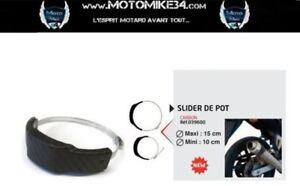 Protection Exhaust Pipe Motorbike Round Trioval Yoshimura TRC Hex Akrapovic