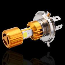 LED H4 High Low Beam Headlight COB Motorcycle Lamp Bulb 12V 6000K 1500LM 18W