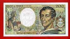 (BNF 187 ) 200 FRANCS MONTESQUIEU 1994 N° M 158 ( SPL)