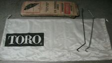 genuine Toro accessory giant bagging kit for all Toro rotary lawn mowers