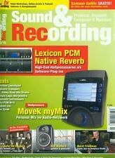 Sound & Recording 2010/03