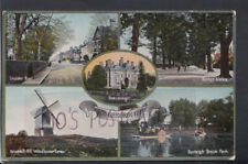 Leicestershire Postcard - Views of Loughborough    RS17253