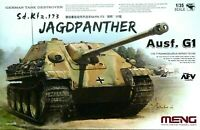 Meng 1:35 Sd.Kfz.173 Jagdpanther Ausf.G1 Tank Model Kit