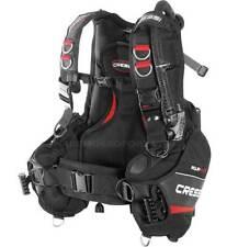 Gav Cressi sub Aquaride Jacket with Pockets Door Backleads Dive Bcd Vest