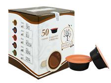 100 cialde capsule caffè SOVRANO miscela NERA compatibili Lavazza a Modo Mio