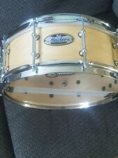 Pearl Masters Maple snare