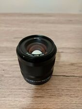 Zeiss Loxia 50mm f2 Sony FE Lens E Mount Manual Focus - USED