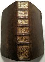 1715 SAINT AUGUSTIN LES SOLILOQUES LE MANUEL et MEDITATIONS BOOK LIVRE RELIGION