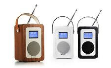 DAB+ Radio with Bluetooth by Steljes Audio