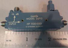 Narda 24712 (Hp 1130-0501) Directional Coupler