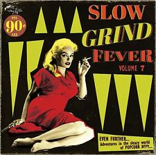 SLOW GRIND FEVER 07   VINYL LP NEU