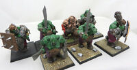 Warhammer Ogre Kingdoms Bulls army lot Ogor AOS Gutbusters painted