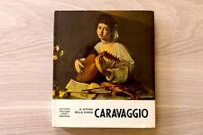 CARAVAGGIO - Istituto Italiano Arti Grafiche / Collana Scrignetto - 1962