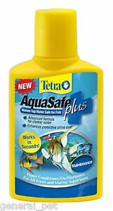 Tetra Aqua Safe Plus 1.69oz