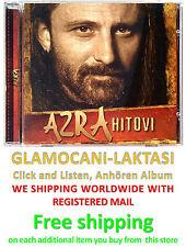 CD AZRA  HITOVI kompilacija 2011 Johny Stulic Stulic music jugoslovenski rock