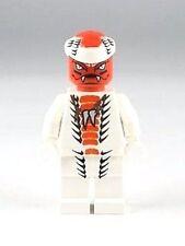 LEGO Ninjago Snappa Snake Minifigure 9442 new