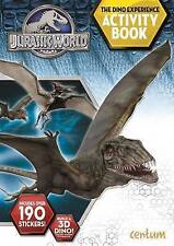 Jurassic World: Activity Book by Centum Books (Paperback, 2015)-F040
