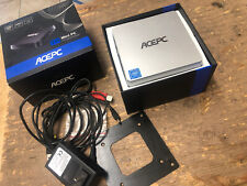 ACEPC T11 Mini PC Windows 10 32GB Portable Design Fabless Computer HDMI 4GB Ram