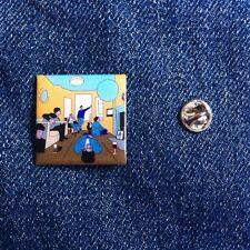 Oasis Definitely Maybe Pin Badge By Dan Wilson Brit Pop 90s Liam Noel Gallagher