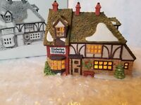 Department 56 Dickens Village Nicholas Nickleby Cottage - 5925-0 - With Box