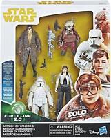 Star Wars resstance Jarek Yeager /& seau environ 9.52 cm NEUF R3-B7 2-Figurine PACK 3.75 IN