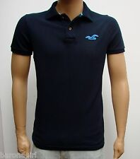 NEW HOLLISTER'S  MEN'S POLO  100% AUTHENTIC OR YOUR MONEY BACK: SMALL