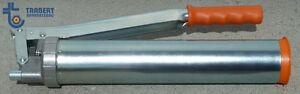 Injektionspresse 550ccm mit Deckel zum einfachen Nachfüllen, Injektionspacker