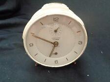 Junghans Made In Germany Trivox Silentic Alarm Clock