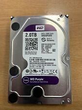 2TB WD Purple Surveillance Hard Drive WD20PURX